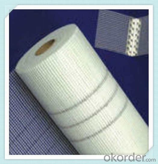 Fiberglass Mesh E-Glass Wall Covering Cloth