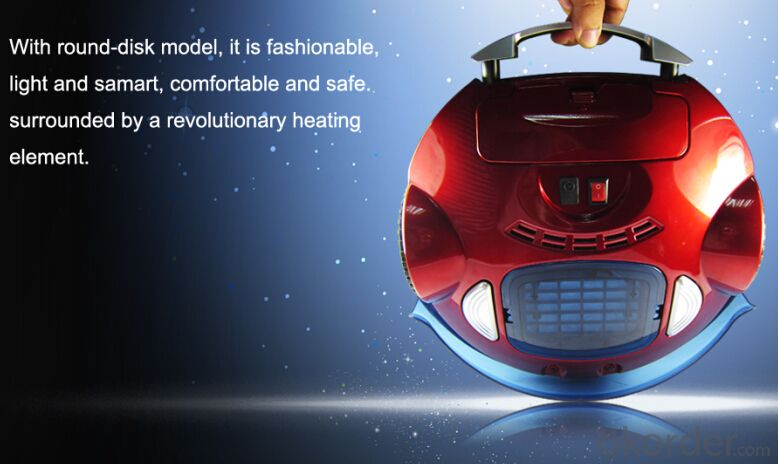Robot Vacuum Cleaner with Robotic Intelligent Brain CNRB702
