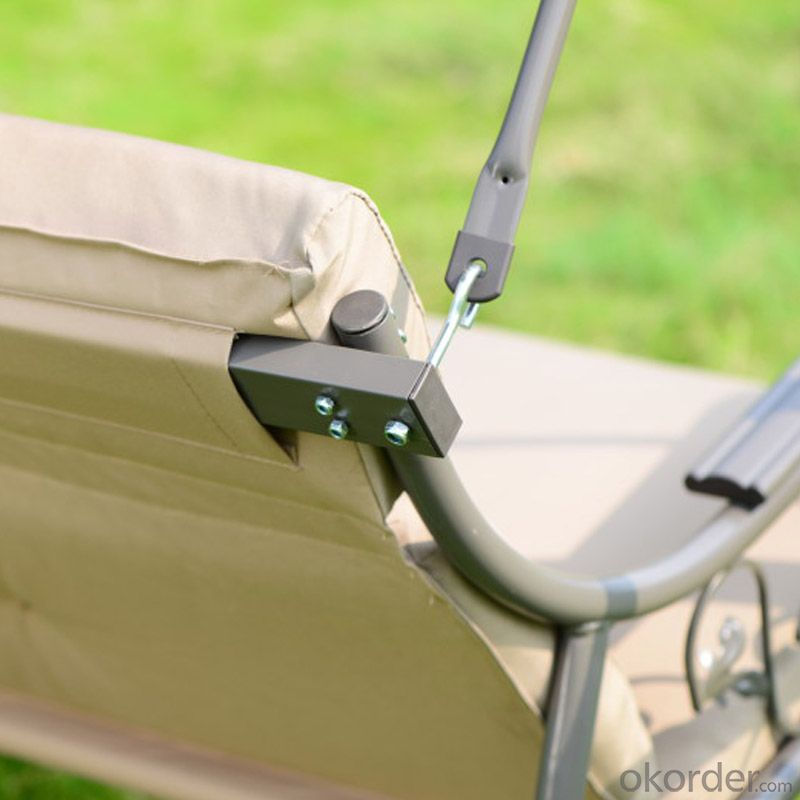 Luxury A Shape Garden Patio Swing Chair  CMAX-SC006LJY