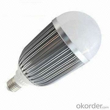 LED Bulb Ligh corn ecosmart low heat no uv 22W 5000 lumen dimmable