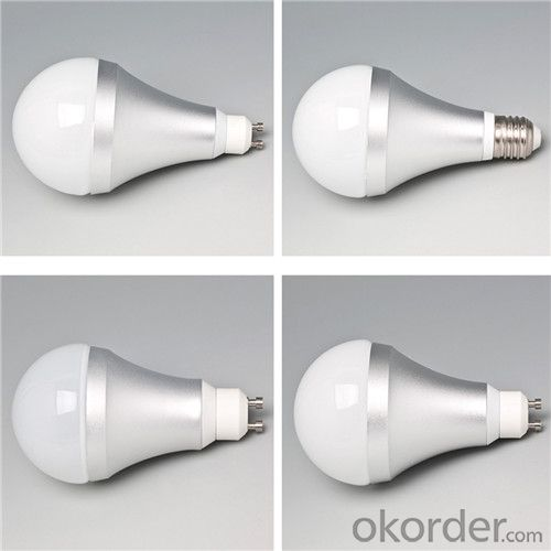 LED Bulb Ligh e12 220V 2000k-6500k 5000 lumen g10 color temperature adjustable 12w