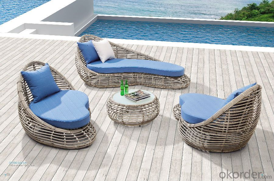 Outdoor Sofa Garden Patio Leisure style Outdoor Sofa for CMAX-SS003TY