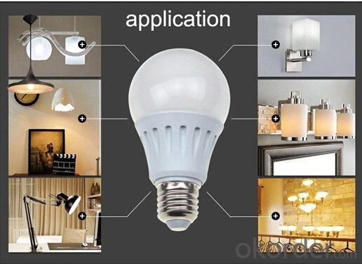 LED Bulb Ligh corn ecosmart low heat no uv 5000 lumen 12w dimmable