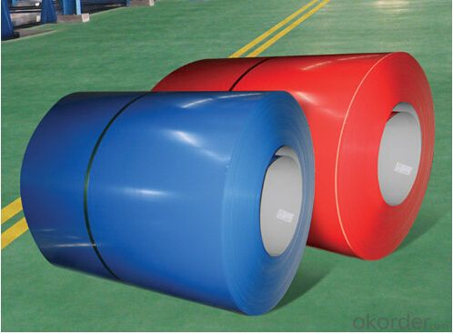 High quality of prepainted steel coil from north of China