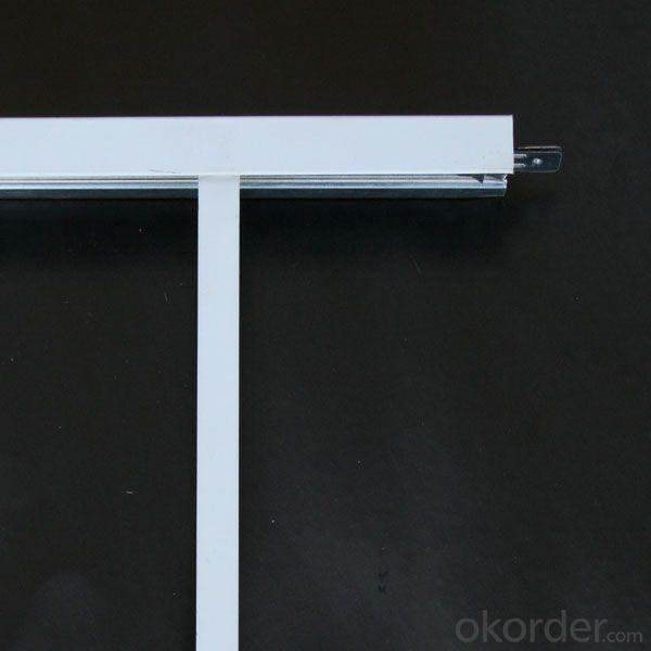 Zinc Galvanized Metal Suspended Ceiling T Bar