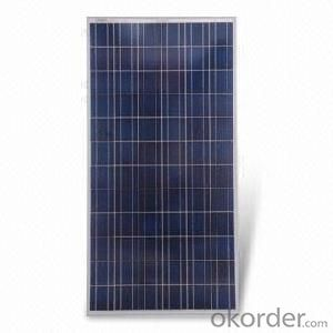 80W  Poly solar Panel Small Solar Panel Factory Directly Sale CNBM