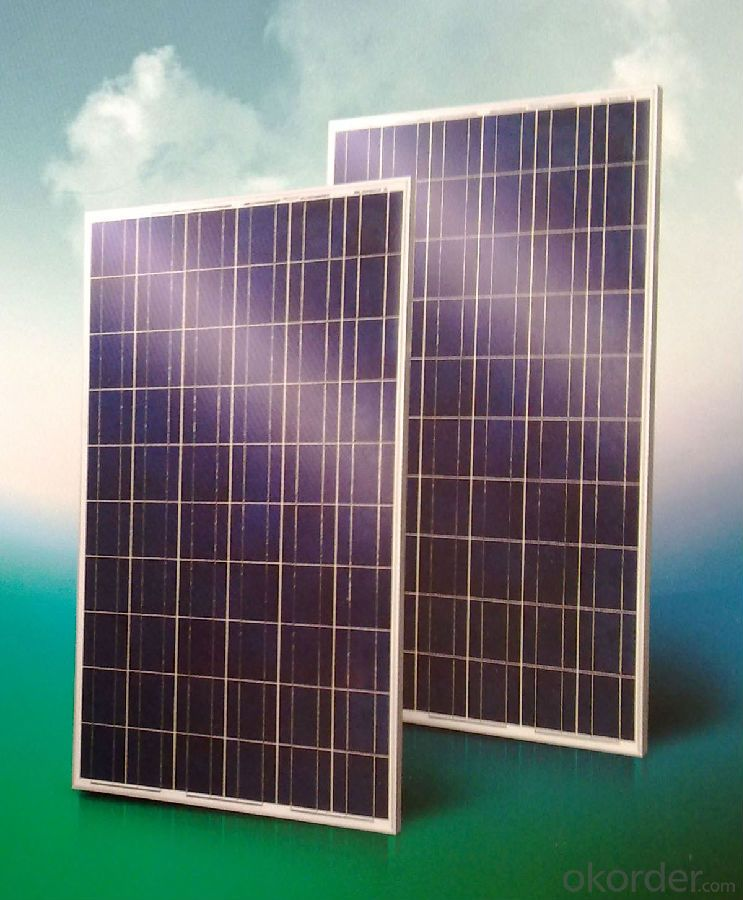 10W  Poly solar Panel Mini Poly Solar Panel CNBM