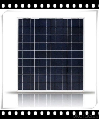 65W Poly solar Panel Small Solar Panel Manufacturer in China CNBM