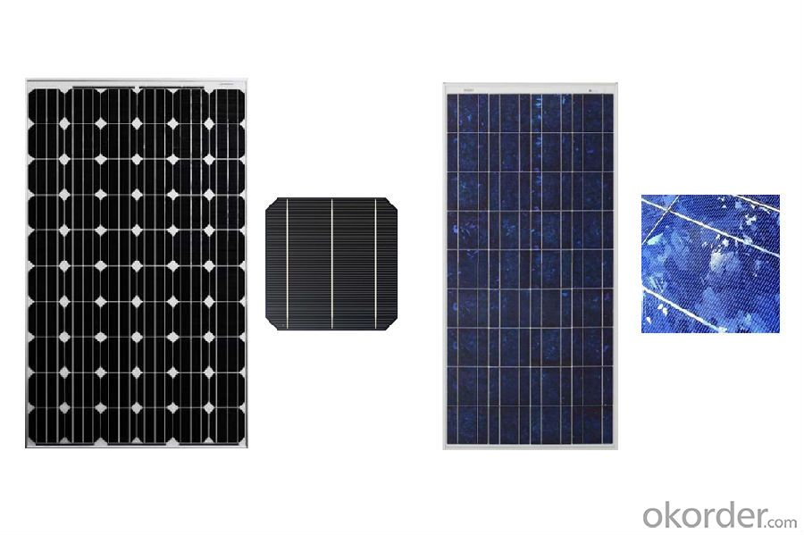40W Mini   Monocrystalline  Solar Panel  CNBM
