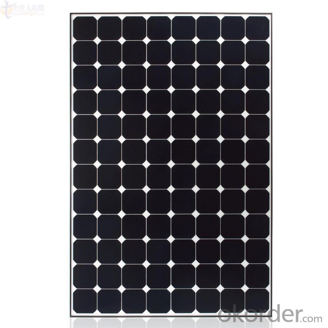 High Quality 180W   Monocrystalline  Solar Panel CNBM