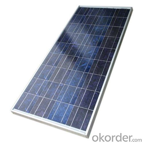 Polycrystalline solar Panel with High Efficiency and Hot  Sale CNBM