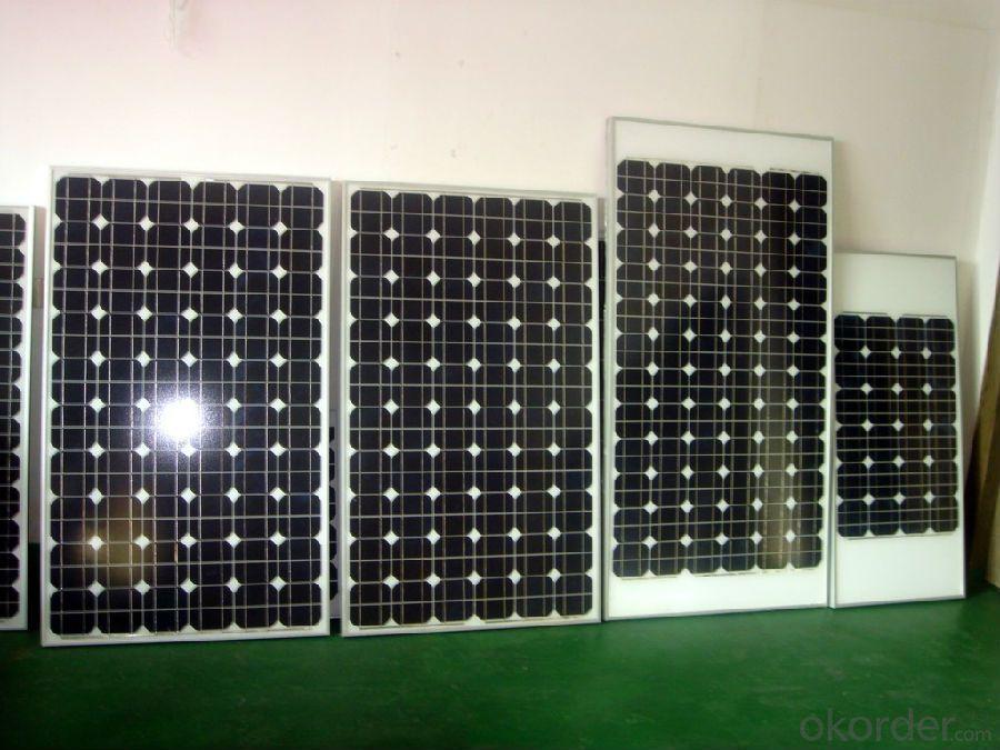 High Quality 1.5W to 180W   Monocrystalline  Solar Panel CNBM