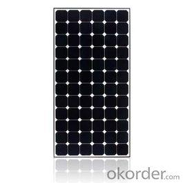70W Mini   Monocrystalline  Solar Panel  CNBM