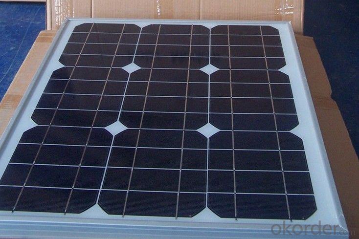 Factory Sales Small Monocrystalline  Solar Panel CNBM