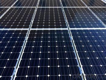 Hot sale 110W   Monocrystalline  Solar Panel  CNBM