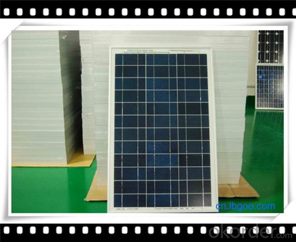 300W Poly solar Panel Mediuml Solar Panel Manufacturer in China CNBM