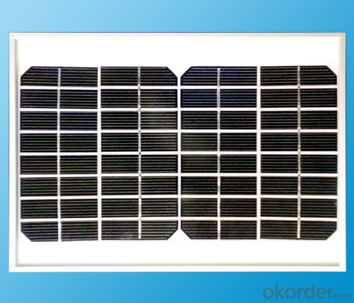 Factory Sales Mini  Monocrystalline  Solar Panel CNBM