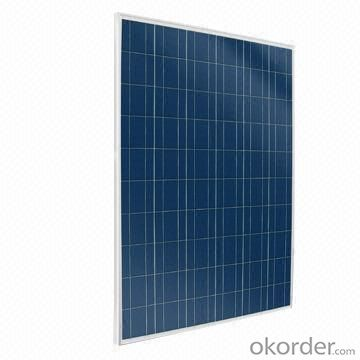Polycrystalline solar Panel with Factory Price High Efficiency CNBM