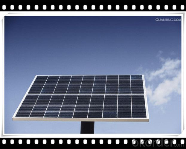 40W Poly solar Panel Small Solar Panel Manufacturer in China CNBM