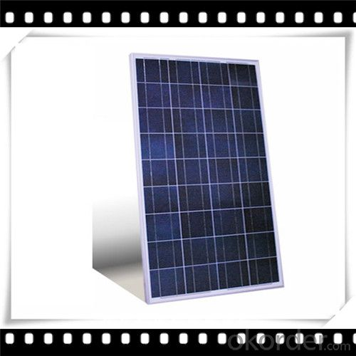 20W Poly solar Panel Mini Solar Panel Newest Solar Panel CNBM