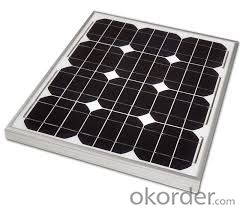 Factory Directly Hot sale Small  Monocrystalline  Solar Panel  CNBM