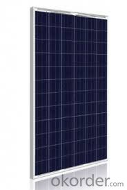 235W  Poly solar Panel with Factory Directly Sale CNBM