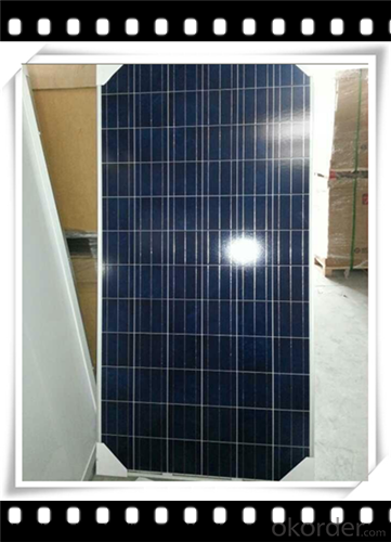 2W  Poly solar Panel Small Solar Panel Manufacturer in China CNBM