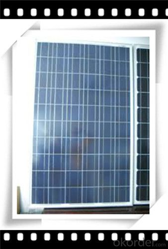80W Poly solar Panel Small Solar Panel Hot Selling Solar Panel CNBM