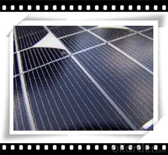 75W Poly solar Panel Mini Solar Panel Newest Solar Panel CNBM