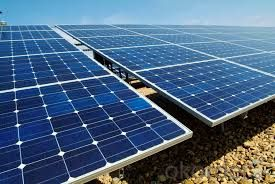 Hot Sale 300W Monocrystalline  Solar Panel with Good Quality   CNBM