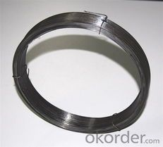 Black Annealed Tie Wire/ Binding Wire/BWG14-22 Factroy Price
