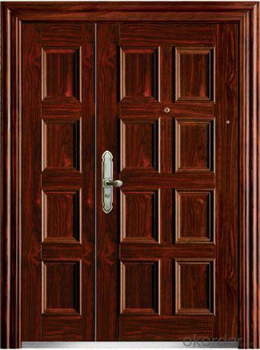 Security door Fire Protection  inside open door  for home and building