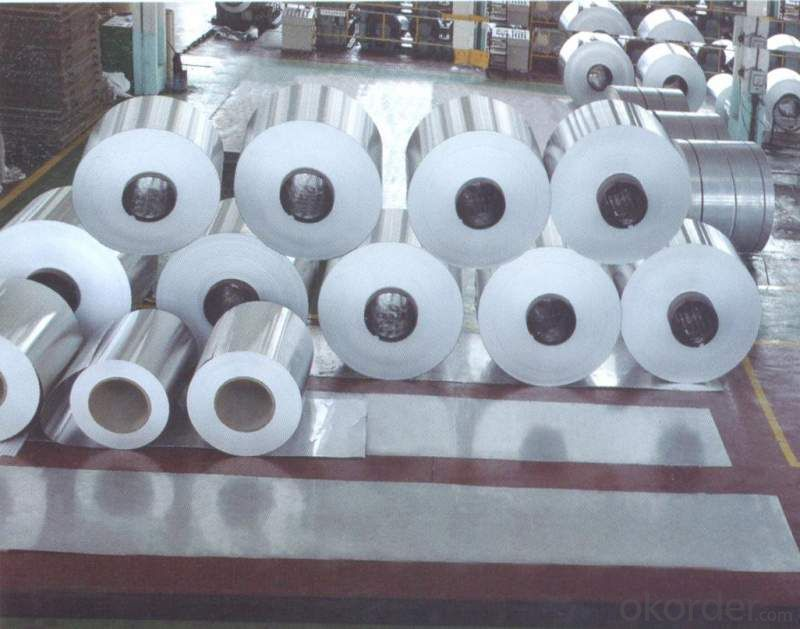 PVDF/PE Coat Aluminum Rolled for A.C.P  of CNBM in China