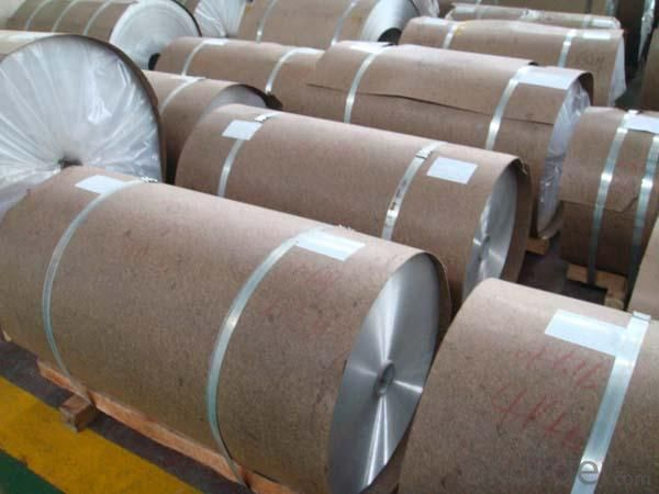 Printed Aluminium Roll Laminated PE for Milk Bottles