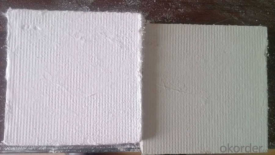 Microporous Insulation Board Classification Temperature:1000-1100C