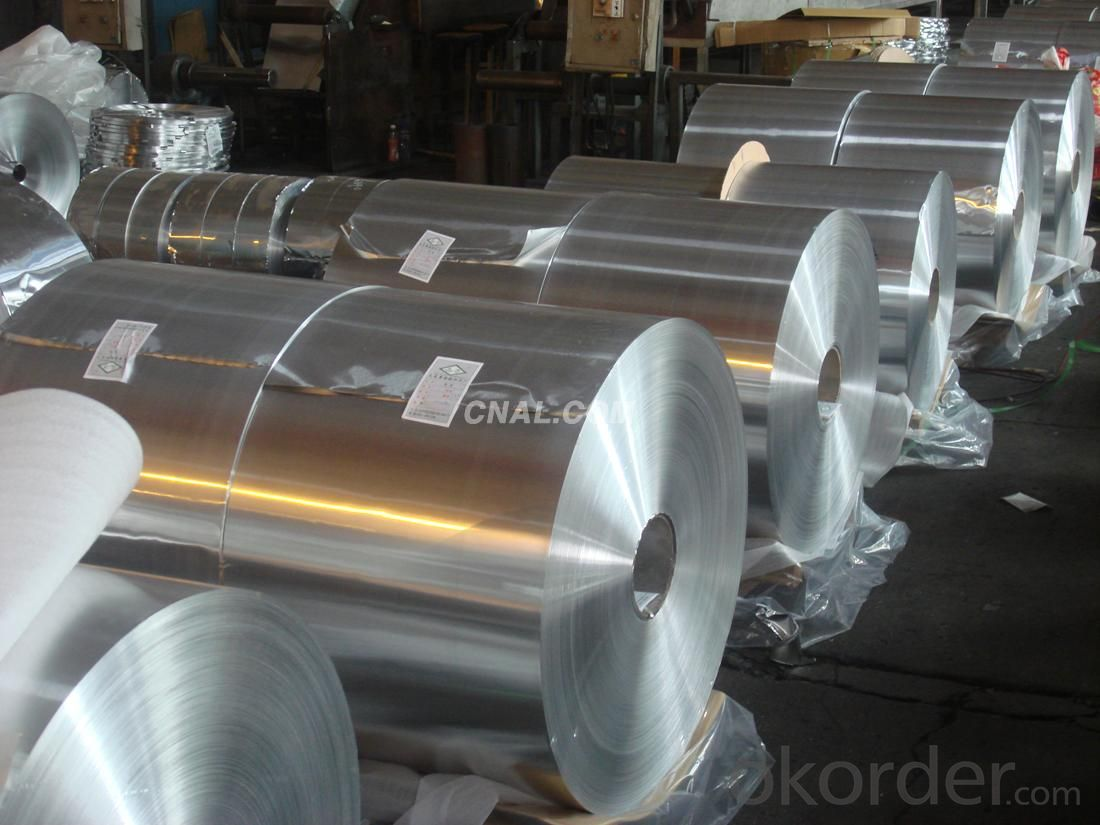 Aluminum PE PVDF Color Coated Aluminum Coil  of CNBM in China