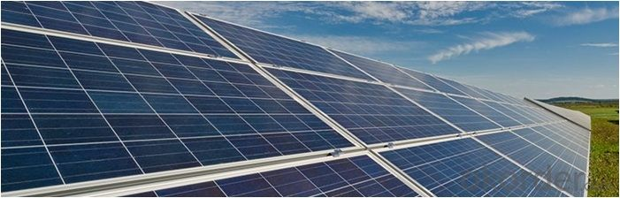Monocrystalline Solar Panels for 320-W Series