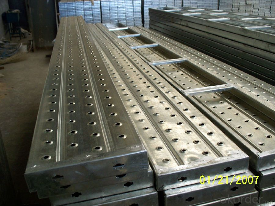 Heavy Steel Formwork for Dam Construction with Anti-Corrosion Paint