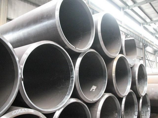 High manufacturing accuracy Seamless Black Steel Pipes API5L,GB,ASTM,ASME