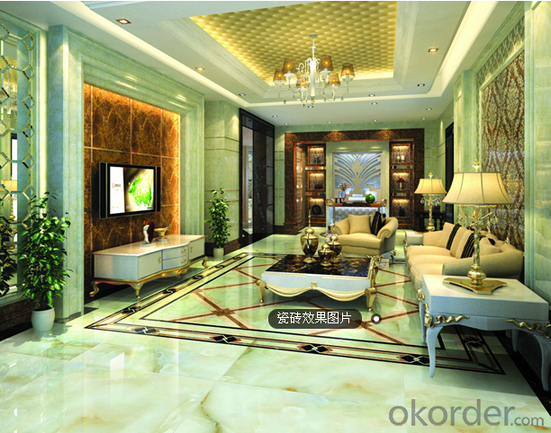 Full Polished Porcelain Tiles From China