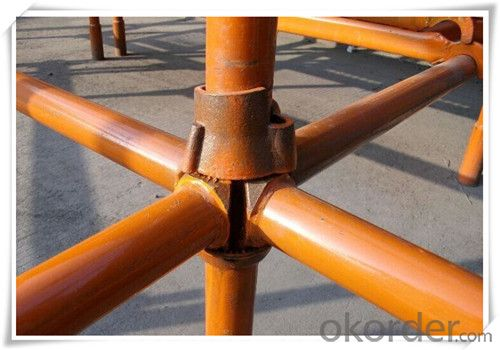 Cup-lock Scaffolding with Steel Q235 Q345 CNBM
