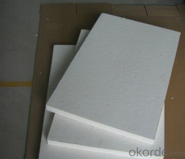 Ceramic Fiber Insulation Board  STD1260 ℃ Furnace Heat Insulation