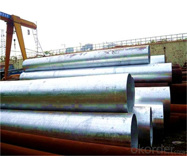 High Quality Seamless Steel Pipe with Low Price from CNBM International Group