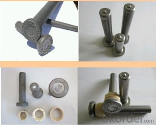 Shear Connector, Stud Bolt Welding Fastener (CE certificate)