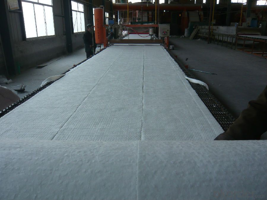 Ceramic Fiber Blanket 50mm 128kg/m3 1260STD