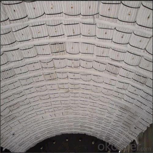 Insulation Ceramic Fiber Module, 2300℉, Density 200kg/m3