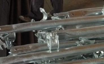 Scaffolding System Cross Brace with single coupler CNBM