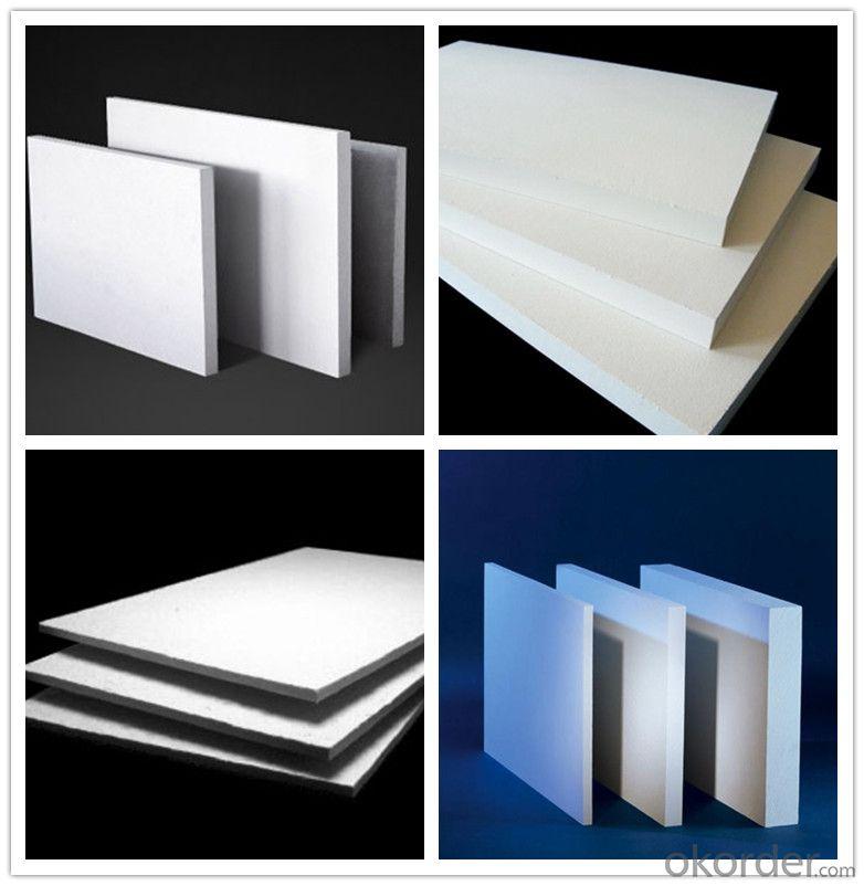 Ceramic Fiber Board for Thermal Insulation