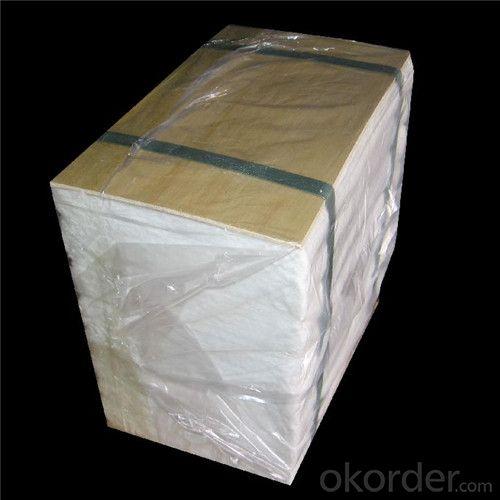 Furnace Refractory Ceramic Fiber Module ISO9000