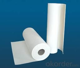 Ceramic Fiber Paper for Furnace Insulation